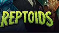 Игровой автомат Reptoids