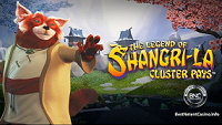 Игровой автомат The Legend of Shangri-La: Cluster Pays